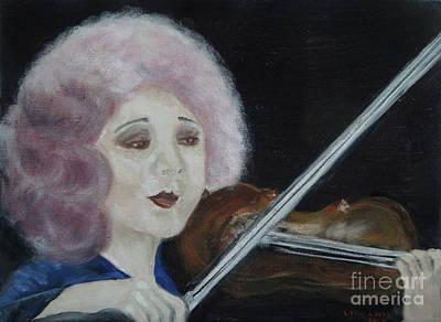 Painting - Serenade by Lyric Lucas