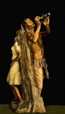 Photograph - Serenade Sculpture By Lincoln Fox by Ginger Wakem