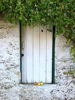 Photograph - Serendipitous Door by Russell Keating