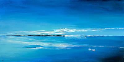 Painting - Serene by David Junod