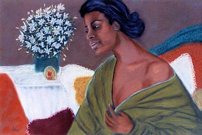 Pastel - Serene by Jan Amiss