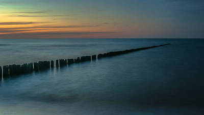 Photograph - Serene Lines by Julis Simo
