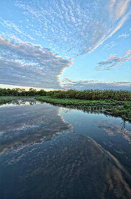 Photograph - Serene May Reflections 3 by Bonfire Photography