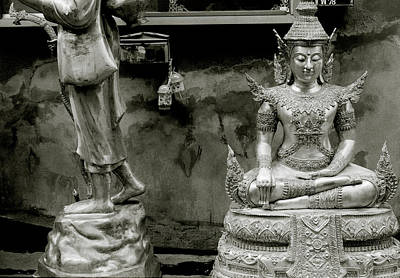Photograph - Serene Moments In Bangkok by Shaun Higson