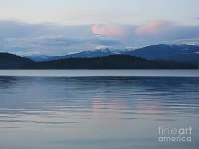 Photograph - Serene Priest Lake by Carol Groenen
