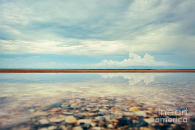 Photograph - Serene Reflections by Kelly Nowak