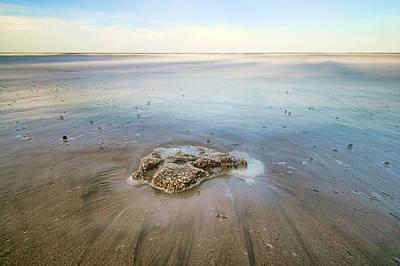 Photograph - Serene Seaside by Nadia Sanowar
