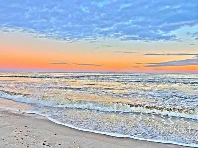 Photograph - Serene Sunset by Shelia Kempf