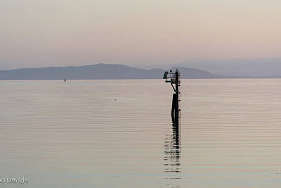 Photograph - Serene Waters by Michele Wright