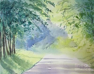Painting - Serene by Yohana Knobloch