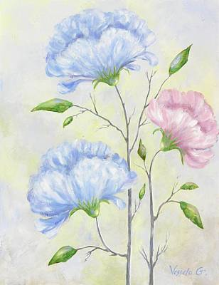 Painting - Serenity  A by Vessela Kolibarova