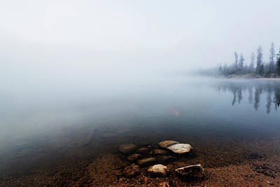 Photograph - Serenity At Stanley Lake Idaho Usa by Vishwanath Bhat