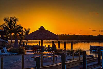 Photograph - Serenity At The Keys by John M Bailey