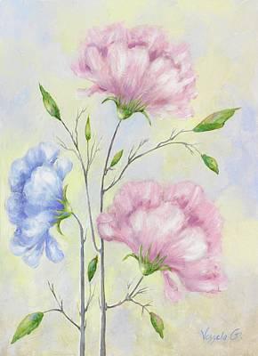 Painting - Serenity  B by Vessela Kolibarova