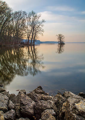 Photograph - Serenity by Brad Bellisle