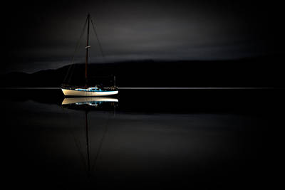 Photograph - Serenity by Brad Grove