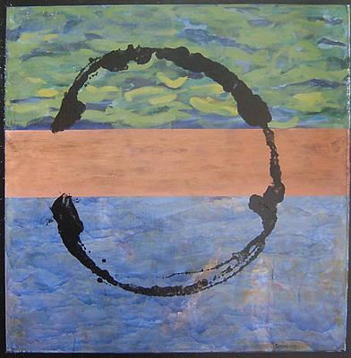 Painting - Serenity by Ellen Beauregard