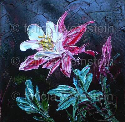Painting - Serenity by Felicia Weinstein