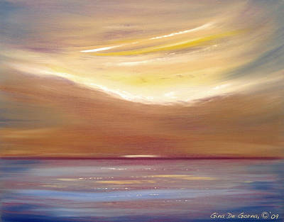 Painting - Serenity by Gina De Gorna