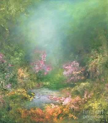 Serenity Art Print by Hannibal Mane