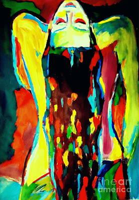Painting - Serenity by Helena Wierzbicki