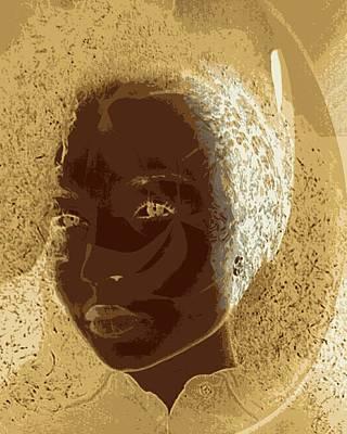 Photograph - Serenity by Jodie Marie Anne Richardson Traugott          aka jm-ART