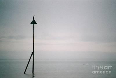 Colwyn Bay Photograph - Serenity   by Karl A Hjatland