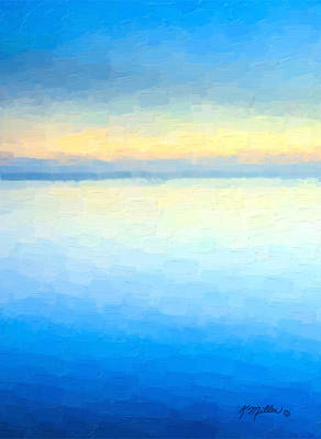 Painting - Serenity  by Kathie Miller