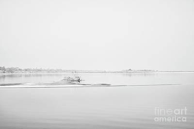 Photograph - Serenity by Kiran Joshi
