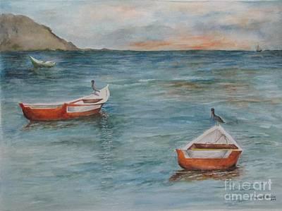 Painting - Serenity by Madie Horne