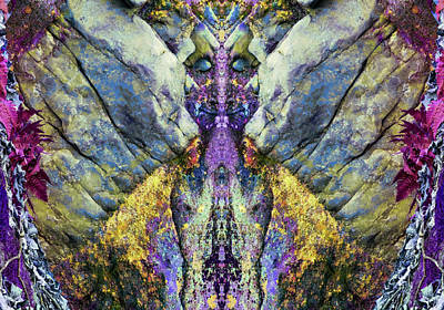 Digital Art - Serenity by Melissa Szalkowski