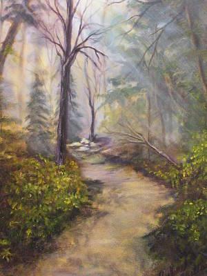 Painting - Serenity by Pauline  Kretler