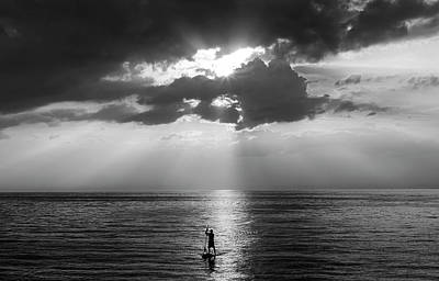 Lake Erie Photograph - Serenity by Peter Chilelli