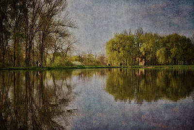 Photograph - Serenity by Peter Fodor
