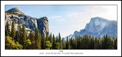 Famous Tree Photograph - Serenity Poster Print by Az Jackson