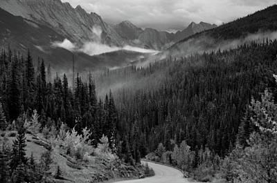 Photograph - Serenity Road by Joe Burns