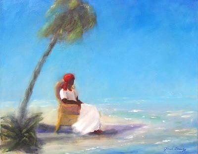 Painting - Serenity by Sarah Barnaby