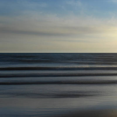 Photograph - Serenity - Sauble Beach - Square by Richard Andrews