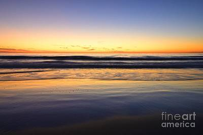 Photograph - Serenity Sunset by John F Tsumas