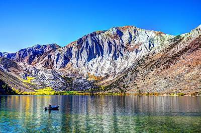 Mammoth Photograph - Serenity by Thomas Medaris