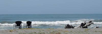 Agate Beach Oregon Photograph - Serenity  by Traci Hallstrom