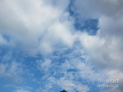 Grimm Fairy Tales Royalty Free Images - Series of Clouds 46 Royalty-Free Image by Funmi Adeshina