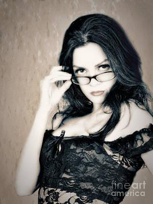 Photograph - Seriously Re-do  ... by Chuck Caramella