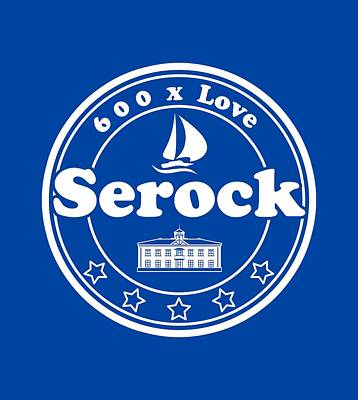 Digital Art - Serock T-shirt For 600 Years Anninversary by Julis Simo