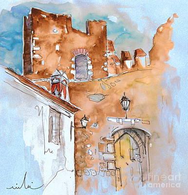 Serpa  Portugal 29 Art Print by Miki De Goodaboom