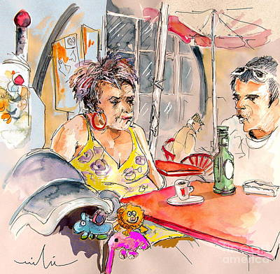 Serpa  Portugal 34 Art Print by Miki De Goodaboom