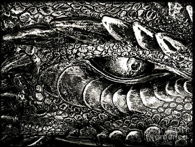 Serpentine Art Print by Catherine Melvin