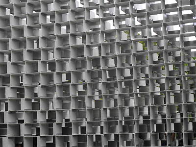 Photograph - Serpentine Pavilion 02 by Bob Williams