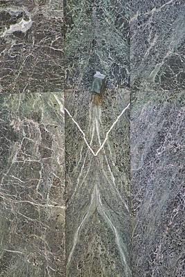 Photograph - Serpentinite Columns - Capitol - Madison - Wisconsin by Steven Ralser