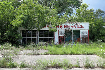 Photograph - Service-no Appointment Necessary by Scott Kingery
